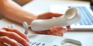Las tarifas de las llamadas de teléfonos