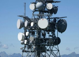 Características de antenas de microondas