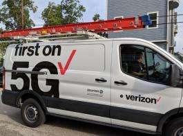Verizon lanza la primera red 5G en EE.UU. horas luego que Corea del Sur