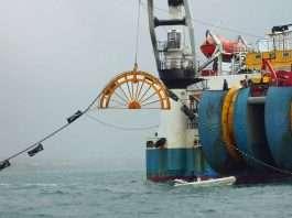 Chile avanza en la colocación del cable submarino de América Latina a Asia