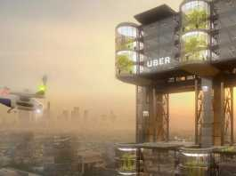 AT&T y Uber se asociarán para volar taxis 5G
